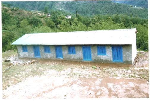 Ecole rénovée